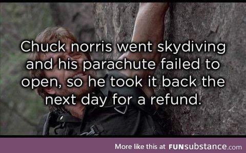 Chuck Norris story