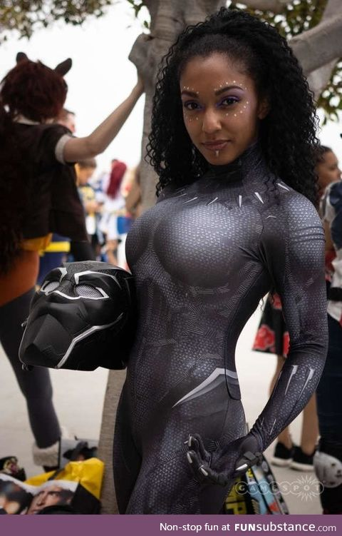 Black Panther at San Diego Comic-Con 2018