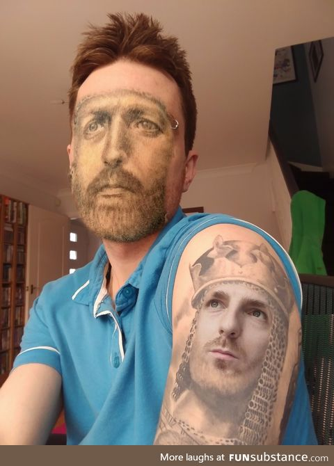 Monty Python and the Holy Face Swap