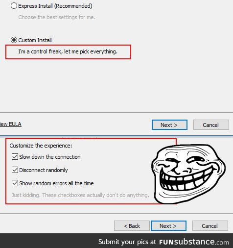 Funny developers