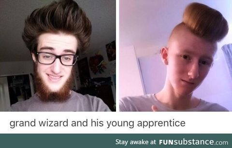 The 2 wizards