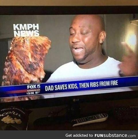 Dad power