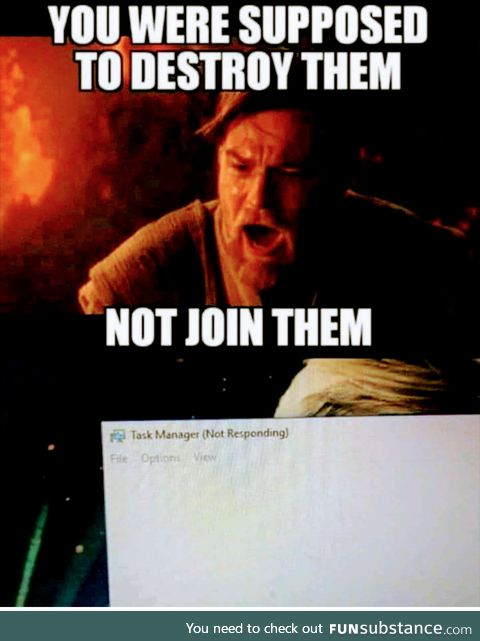 When Task Manager Doesn't Respond