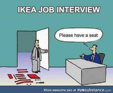 The IKEA interview