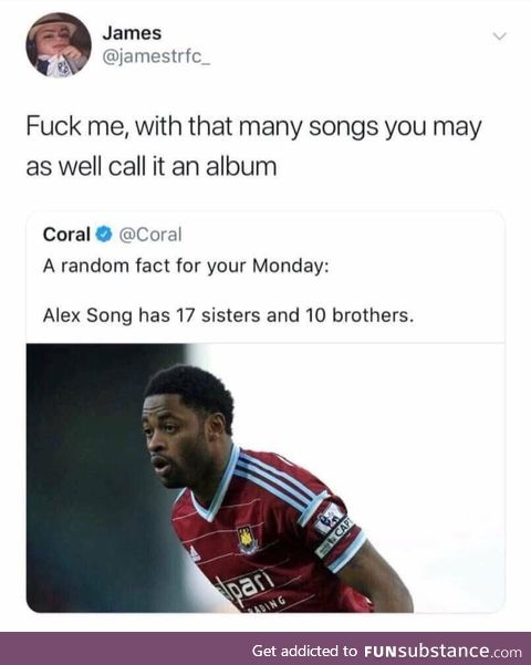 So many songs