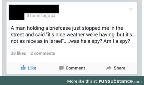 A man with a briefcase