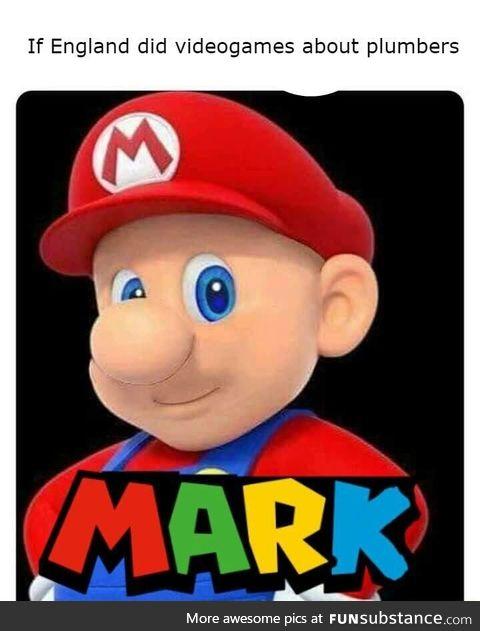 English Mario