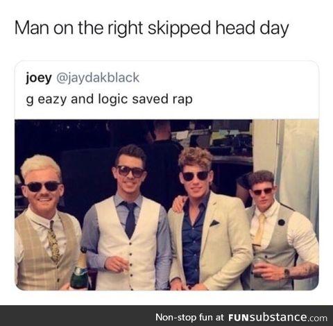 Skipped head day