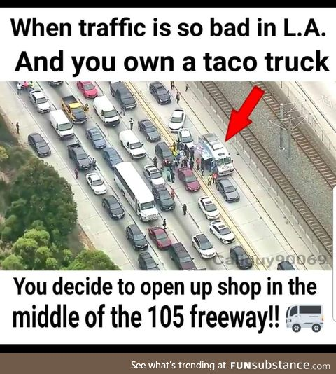 Tanker truck accident in LA had people stuck on the freeway for hours