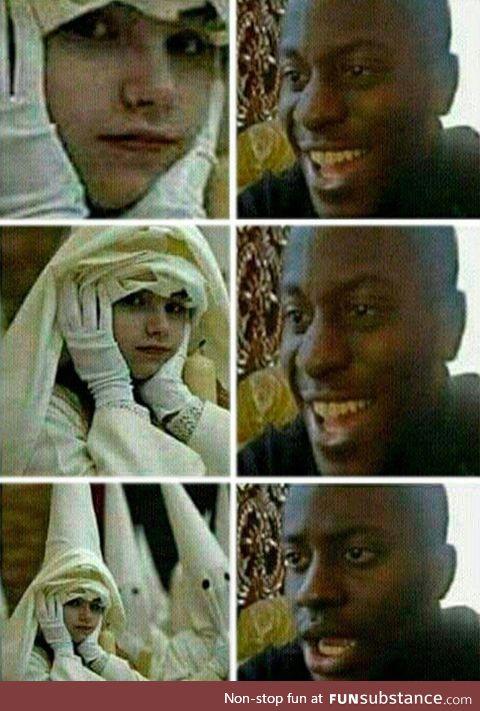 Accidentally racist!