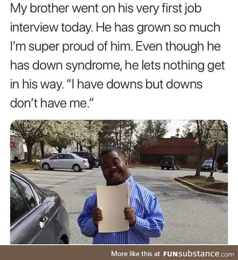 Wholesome brother