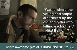 Niko's Words Of Wisdom