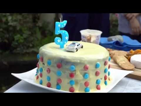 Five year old invites New Zealand Police to his birthday party