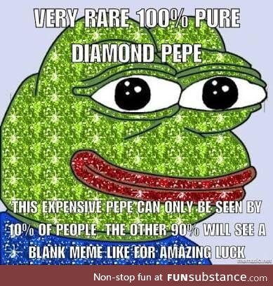 Precious pepe