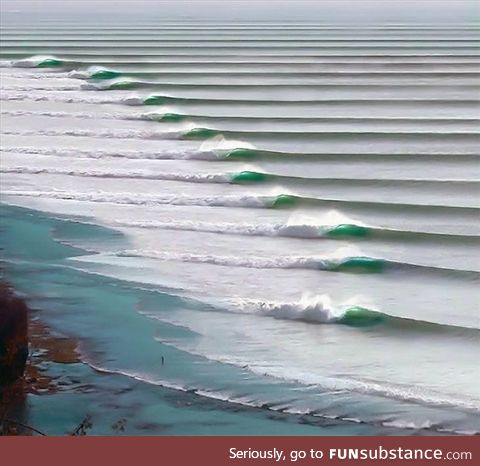 The perfect waves