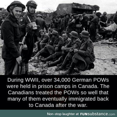 Winning wars through hospitality