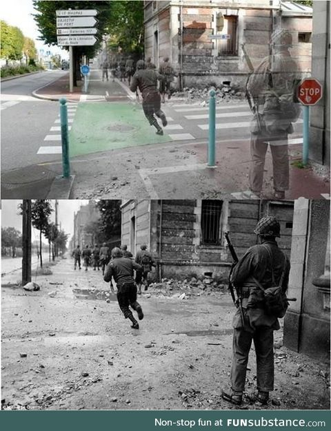 Ghosts of ww2