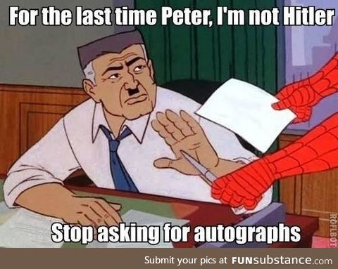 90's Spiderman was the real shit