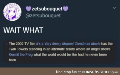 Kermit did 9/11
