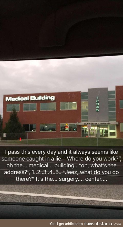 A video game building in real life