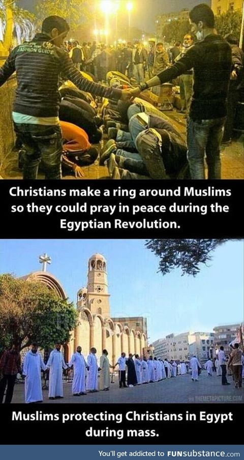 Doesn't matter which religion you are, it's your actions that matter