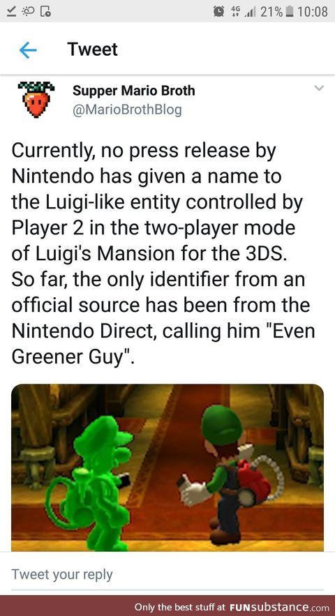 Even Greener Guy