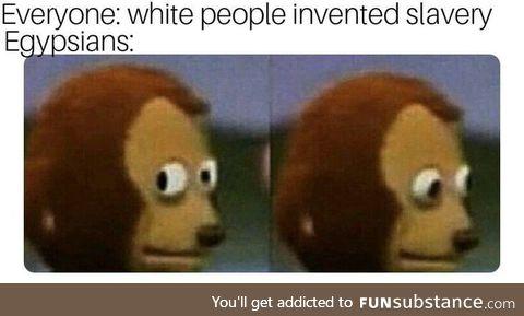 Grab a history book