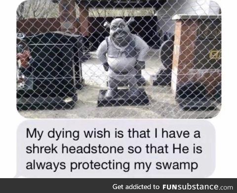 Shrek is life, Shrek is death