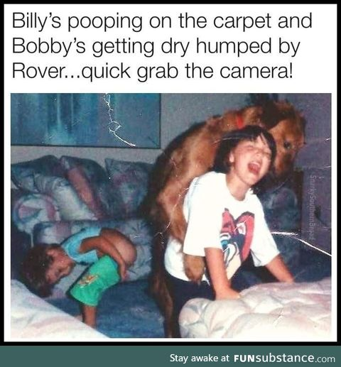 Bad parenting moment