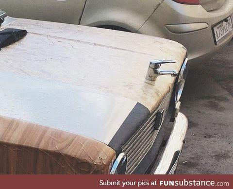 Russian auto