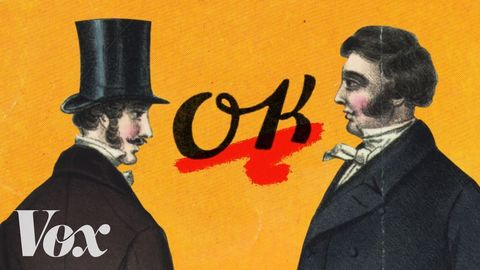 """Why we say """"OK"""""""