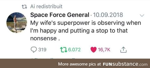 Not even Thanos have that superpower