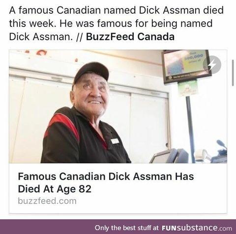 d*ck Assman