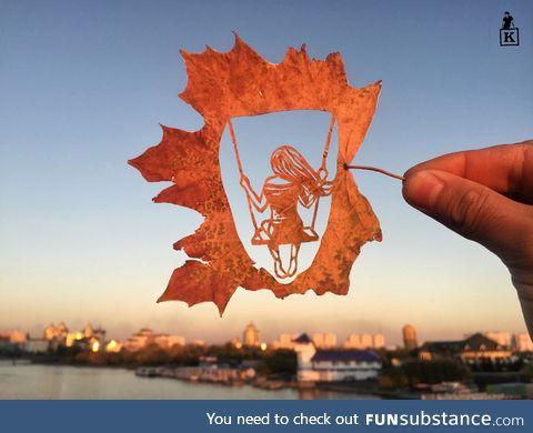 Autumn is so beautiful!