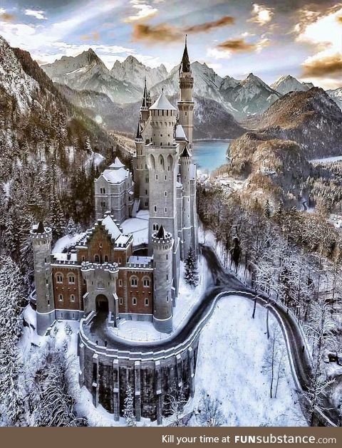 Fairytale finds in Germany