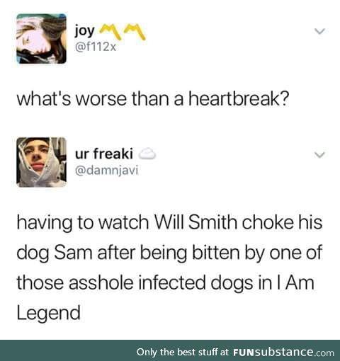 That hurt so bad