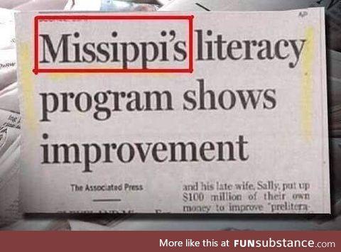 God-tier literacy program