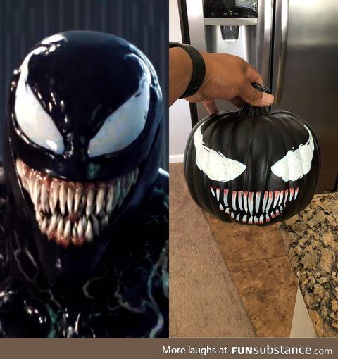 My attempt at Venom