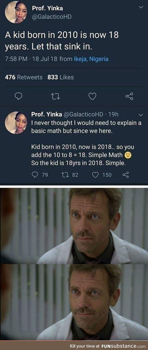 Quadratic logarithms