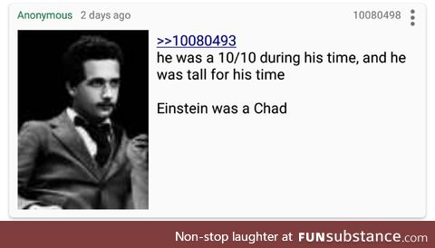 /sci/ thoughts on Einstein