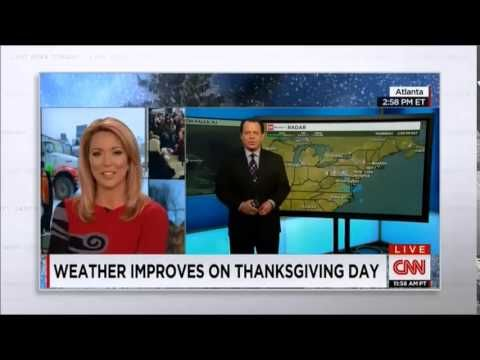 CNN weatherman Chad Myers hates his job, his life and everyone around him