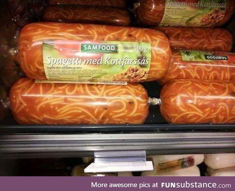 Packet spaghetti