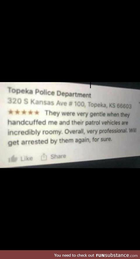 Good police