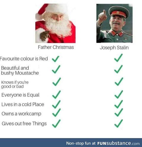 Comrade Claus