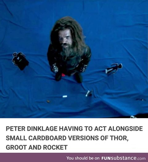 Peter Dinklage is just amazing