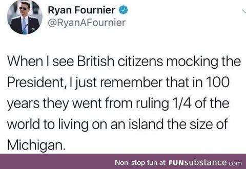 Poor British citizens