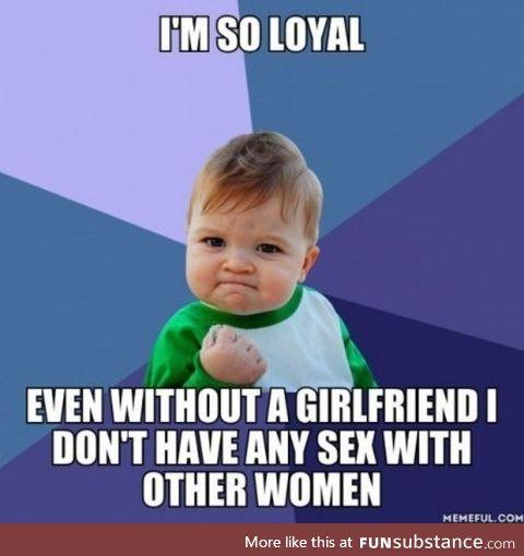 Now that's loyal