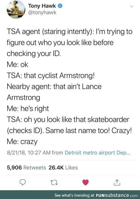 The next installment of Tony Hawk and TSA: Locked in Eternal Battle