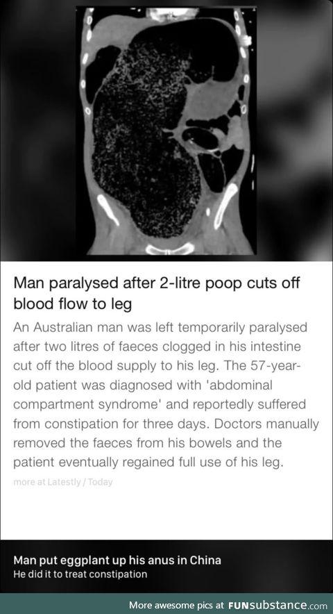 Poo news