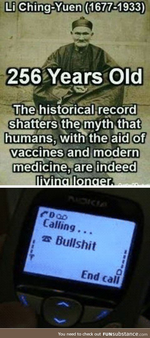 256 years old